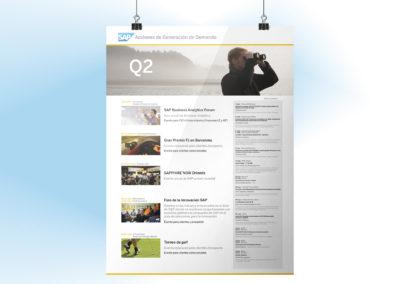 Conceptualización y diseño posters