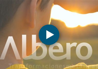 Vídeo Corporativo Construcciones Albero