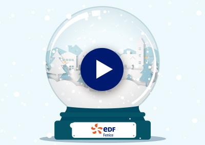 EDF Fenice felicita la Navidad 2018