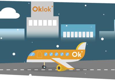 Agencia Oklok felicita la Navidad 2016