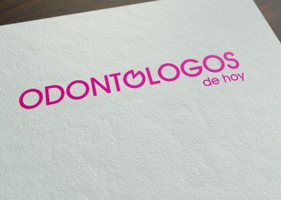 Logotipo y desarrollo gráfico publicación