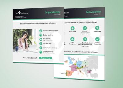 Diseño, programación y envío Newsletters