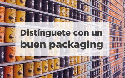 Las ventajas de un buen packaging