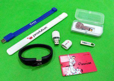 USB's corporativas personalizadas