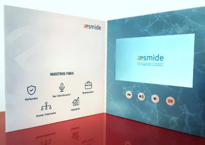Vídeo Brochure AESMIDE