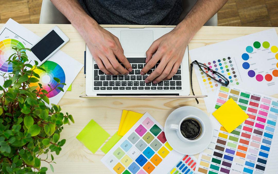 Por qué necesitas el diseño gráfico