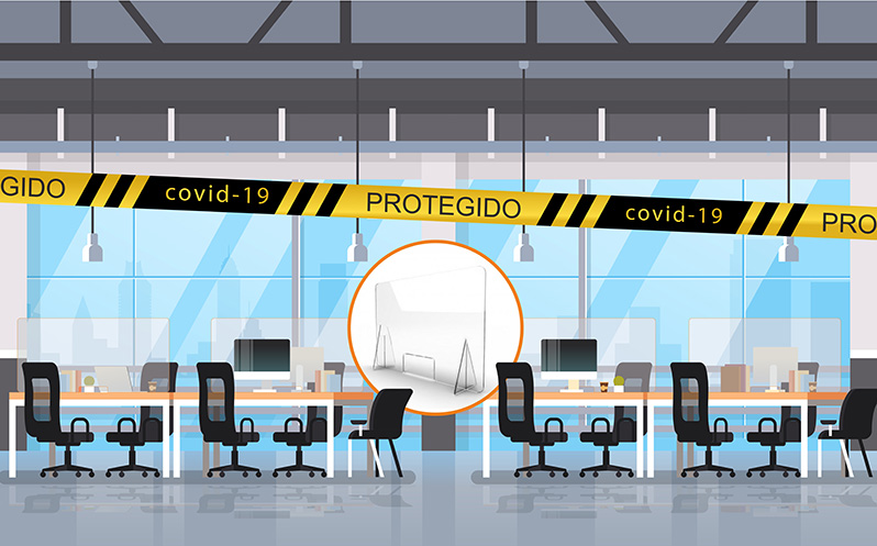Tu oficina o local ¿está preparado contra el Covid-19?